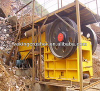 2014 China Newly Authorized Mining Machine Sand Production Jaw Crusher With Low Price