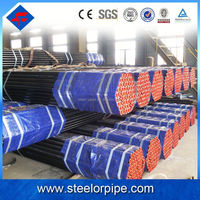 Best quality din2448 st52 seamless steel pipe