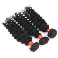"""7A Cheap hair top quality Peruvian Virgin hair weft 30"""""""