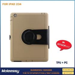 narrow special for ipad 2 rotating case