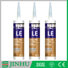 Wholesale price Free sample Water based White color bathroom silicone sealant