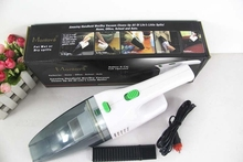 90W Super Suction Mini 12V High-Power Wet and Dry Portable Handheld Car Vacuum Cleaner car cleaning equipment