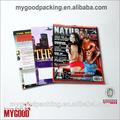la publicidad de la revista de impresión de la moda de la revista servicio de impresión
