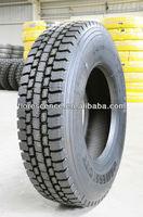 steel tyre trailer tyre 7.00R16 TBR tyre
