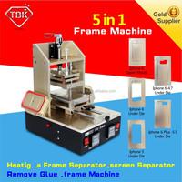 New arrival loca oca uv optical glue removal machine for mobile repair,vaccum oca screen adhersice situation