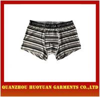 basic boxer men underwear slip