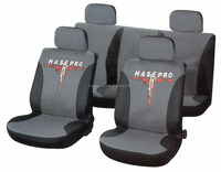 New design polyester car seat cover/PU Leather Covers For Seats Of Cars Famous Design Chairs