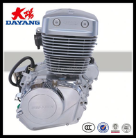 Single Cylinder Four Stroke Air-Cooled Zongshen 250cc Motorcycle Engine Parts