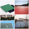 Outdoor modular basketball court flooring mat for sale