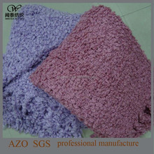 Main Products New Fashion 100% Acrylic Woven Throw Blanket in Boucle Design!