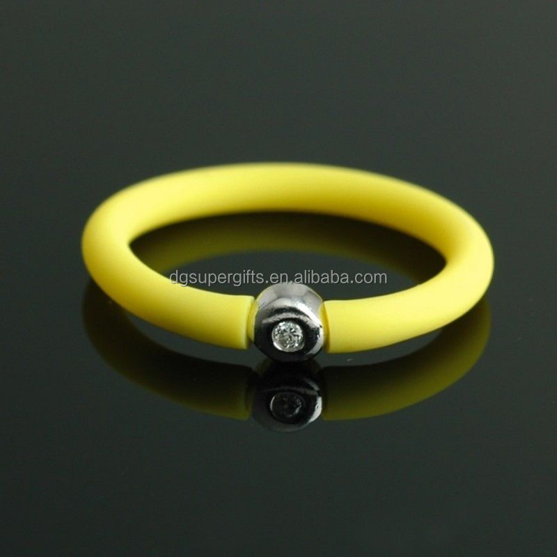 Silicone Ring With Diamond >> Soft Turn Silicone Band Ring - Buy Silicone Ring,Rubber Wedding Ring,Diamond Ring Silicone ...