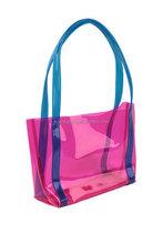 Best design professional PVC colorful rubber beach bag