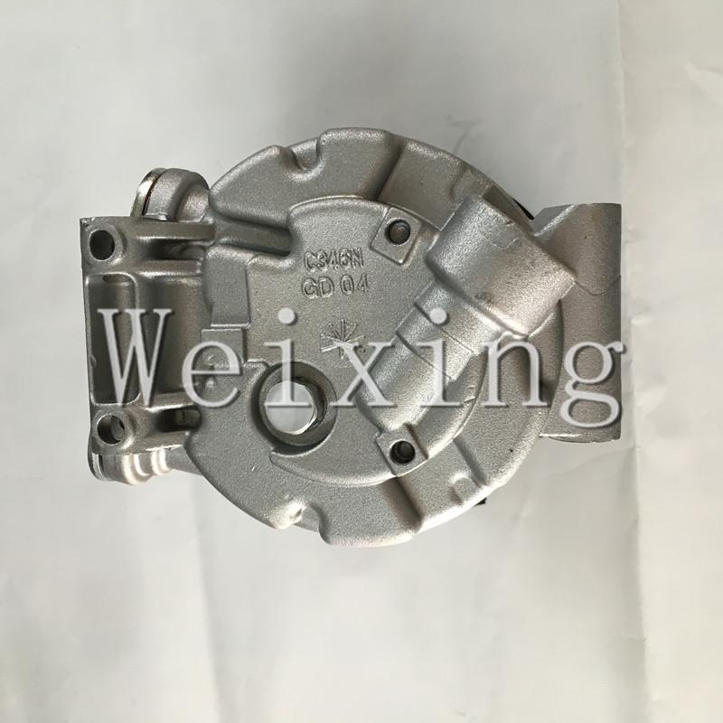 Auto air conditioning compressor VS16 PV7 for Ford Transit 3M5H19497AD 6C1119D629BA 6C1119D629BC 6C1119D629BD 6C1119D629BE