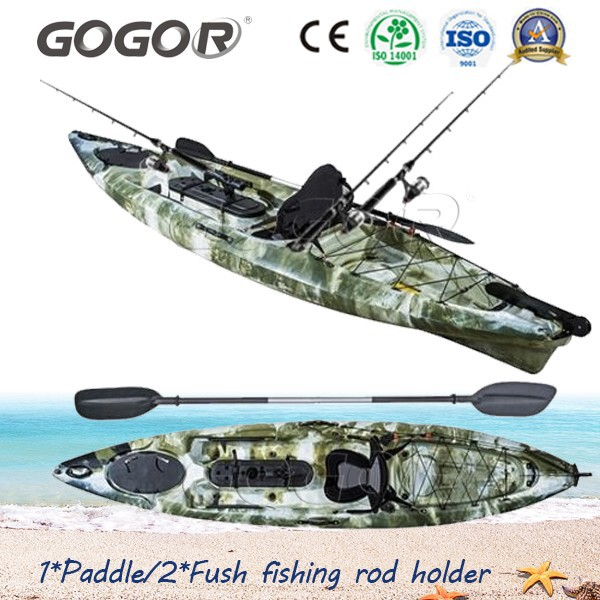 Single double kayak kayak fishing cheap buy kayak for Best cheap fishing kayak