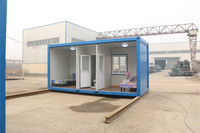 one-stop service for the prefabricated flat-pack 20ft high cube new shipping containers for sale