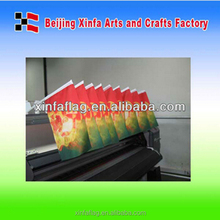Sports Usage and Plastic Flagpole Material car flag