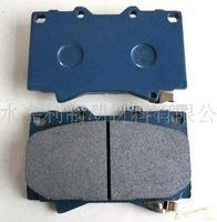 Disc brake pads for Toyota Prado front 04465-60230 brake pads land cruiser parts of guangzhou