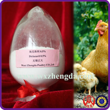 poultry feed supplements antibiotics 0.5% Diclazuril CAS NO. 101831-37-2