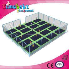 Lovely wholesale indoor trampoline park, amazing top sale trampoline bed