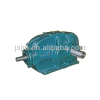 DBY/ DBYK two hardened tapered cylindrical gear reducer