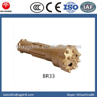 Factory Price 3 inch DTH Hammers Drill Bits for Well Drilling