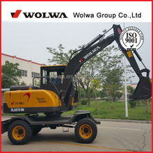 New 7ton mini Crawler hydraulic digger with strong power and