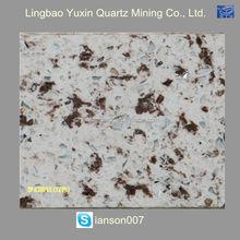 Sanitari nero/spessore 20mm lastra di pietra di quarzo
