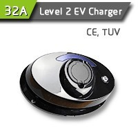 2015 Latest 32A Electric Car Charging Station With CE, TUV
