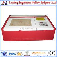 Window 7/8/vista/XP laser engraving machine WITH USB Port /corellaser laser stamp engraving machine