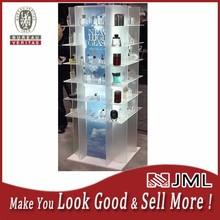 Best seller! acrylic overhead cigarette rack , shop cigarette display rack , acrylic rack for retailing store