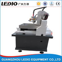 Manufacture price! Alibaba LD6090 3d engraving machine/ advertising cnc router