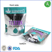 Black tea bag/Can be customized according to customer requirements packaging logo&box