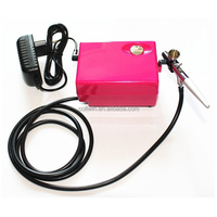 Airbrush Makeup Compressor Kit Salon Beauty Compressor HD Cosmetic