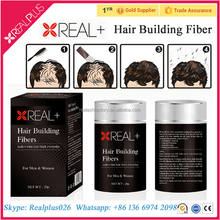 MSDS Certification 100% Kanekalon Fiber Hair Extension Natural Fiber Real Plus Hair Building