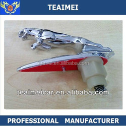 High quality jaguar logo car chrome badges metal car emblem car logo