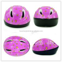 Sports PVC material skate longboard helmet for kids
