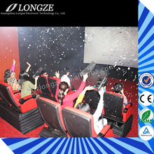 China First Choice Hydraulic/Electronic 7D Simulator For Sale
