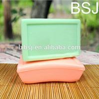 Facial cream and Soup rice milk soap thailand
