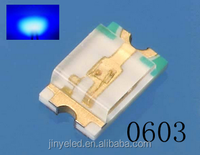 380nm uv 0603/0603 smd led rohs (CE&Rohs compliant)