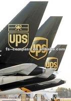 Hangzhou air logistics service transportation to HODEIDAH by Ups
