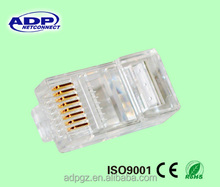 high quality RJ45 Modular connect plug
