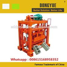 Dongyue brand hand press brick making machine for sale