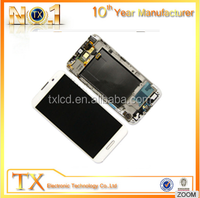 China mobile phone lcd complete with frame for E980/E985, for LG E980/E985 replacement
