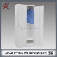 Double door steel metal clothes locker