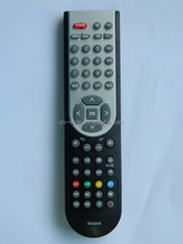 RK 849 old tv remote controls mix color shell Hard IC universal AC/TV/STB CE certification remote control