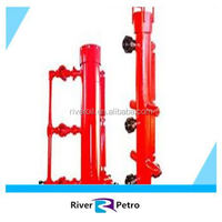 price API spec quick connect drill pipe /double plug cementing head for oil drilling