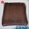 Best Selling Red Color Flip Hair Extension Human Hair
