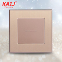 electric wall switch blank plate