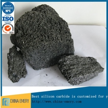 Black Silicon Carbide China Usage in Abrasive Brick 1--10mm 90%