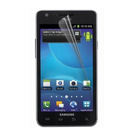 For Samsung Galaxy I727,Matte Touch Screen Protective Film for Galaxy S2 Skyrocket